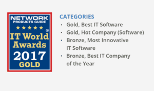 Network Product Guide IT World Awards